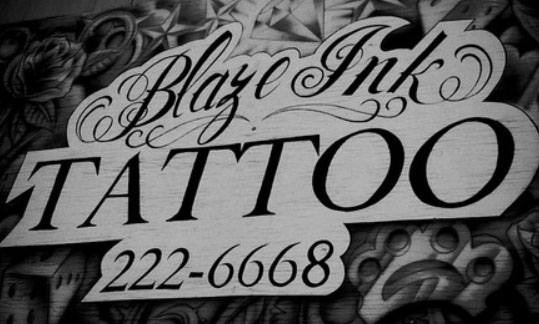 Blaze Ink Tattoo Studio - Saskatoon Tattoo Expo